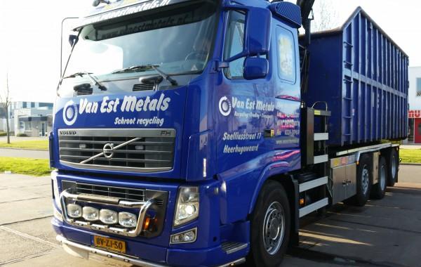 Vrachtwagen en bestelbussen