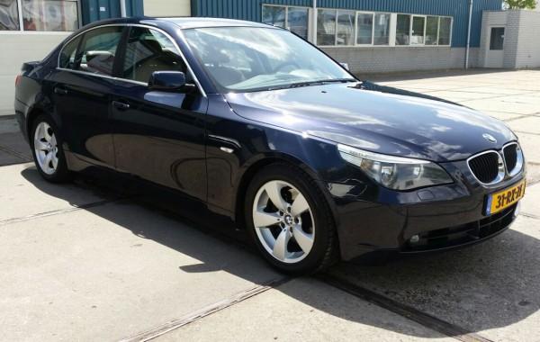 BMW 5 Serie E60